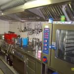 """Seniorenpflegezentrum """"Am Kottmar - die hauseigene Küche bietet alle notwendigen Kostformen an."""