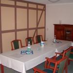 """Seniorenpflegezentrum """"Am Kottmar"""" - Heimbewohner steht ein gemütlich eingerichtetes Festzimmer zur Verfügung"""