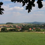 "Seniorenpflegezentrum ""Am Kottmar"" - Landschaft am Kottmar bei Eibau"